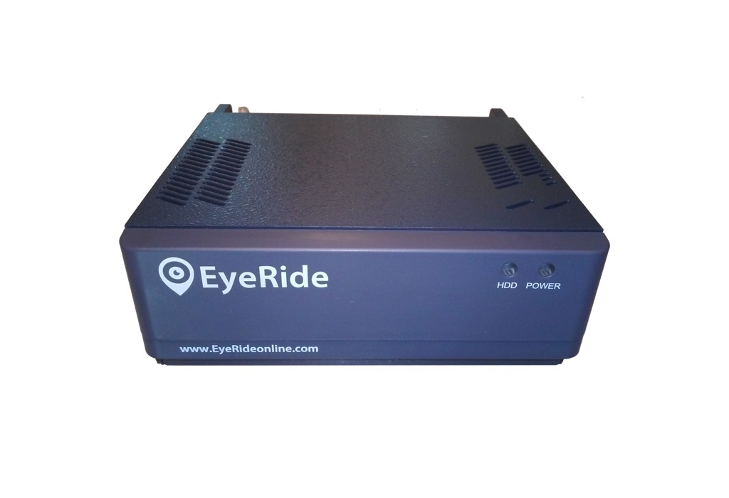 EyeRide PRO 400 4-Channel Vehicle Surveillance System