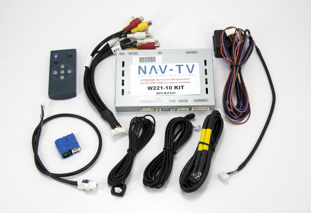 Video interface w221 10 kit nav tv w221 10 kit asfbconference2016 Images
