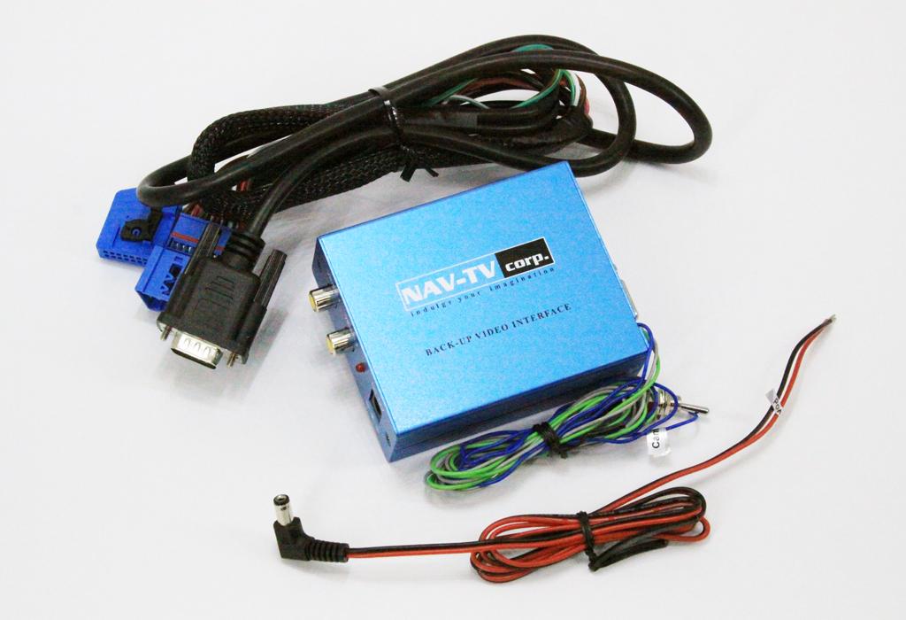 Video Interface Bmw V Nav Tv