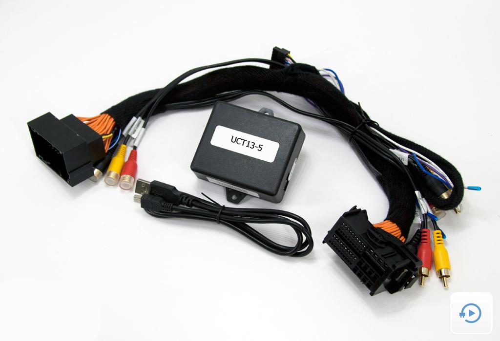 Back-up Camera Interface - UCT13-5 (5