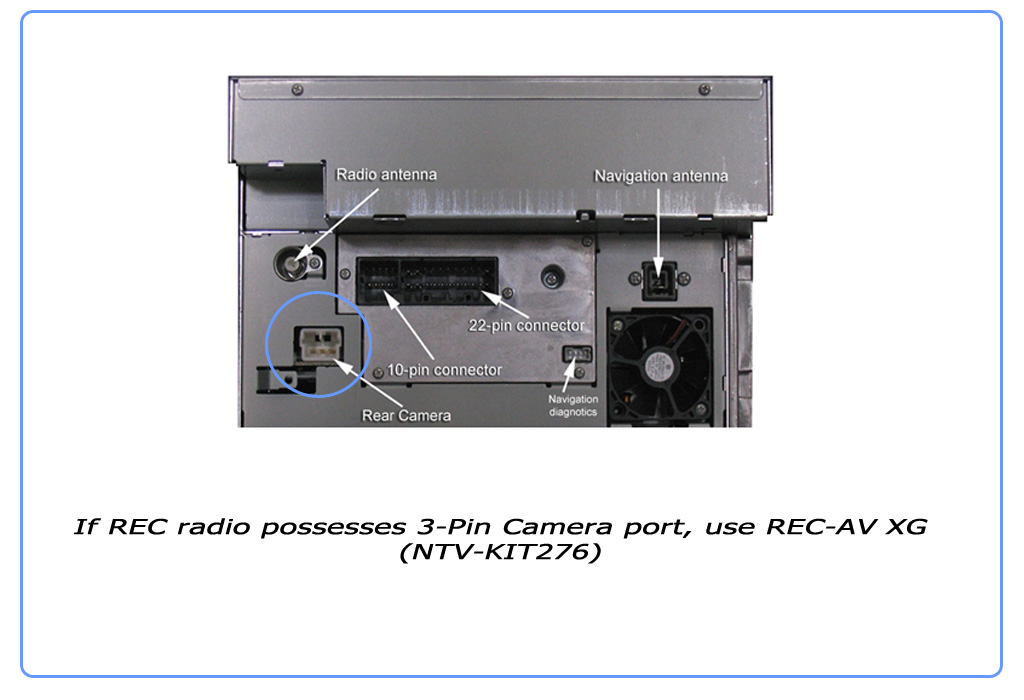 Video Interface Chry Vid Radio Modification Service