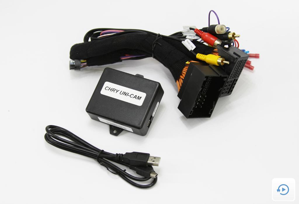 Back-up Camera Interface