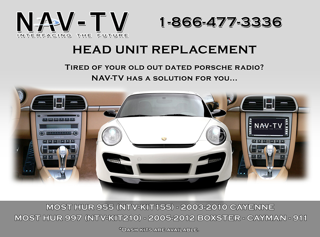Specialty Products - MOST-H.U.R. 997 - NAV-TV