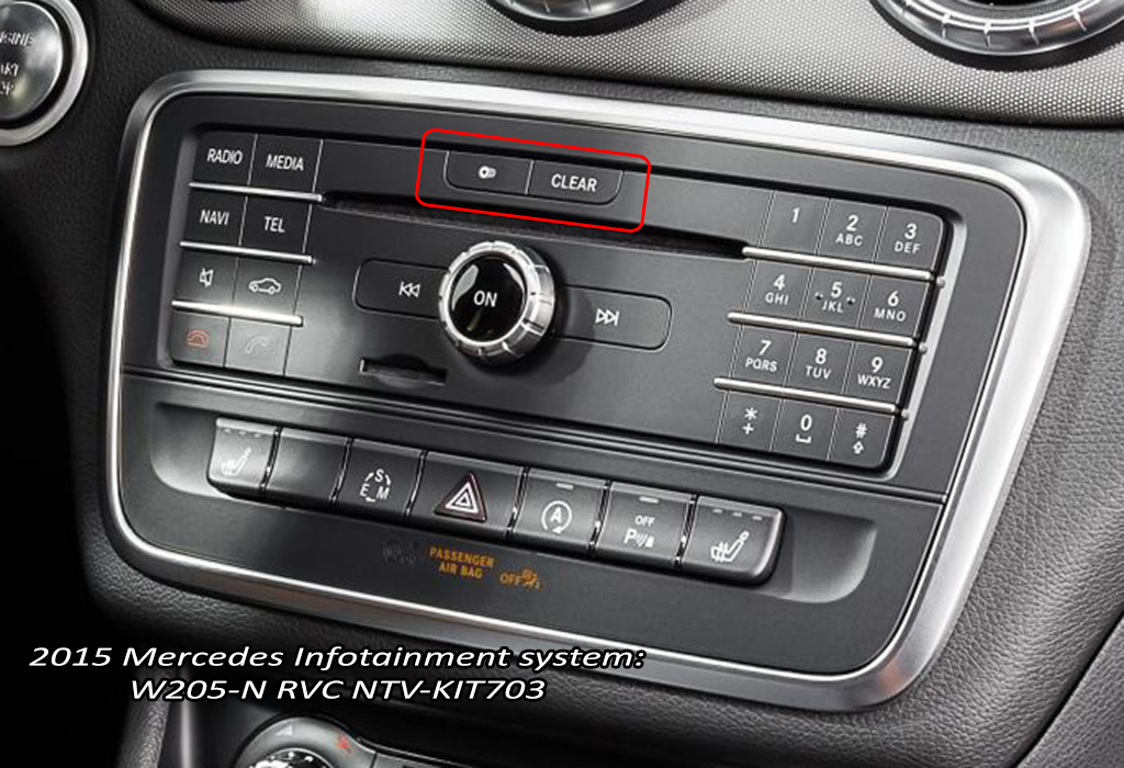 Back up camera interface w204 n rvc nav tv cheapraybanclubmaster Images