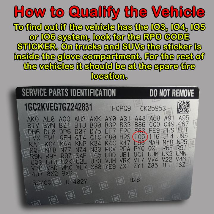 Gmc Sierra 1500 Rpo Codes ✓ The GMC Car