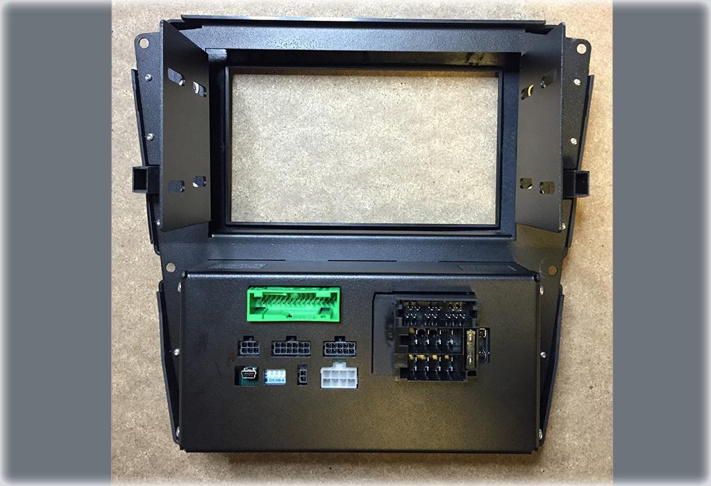Radio Replacement Interface Bentley H U R Nav Tv