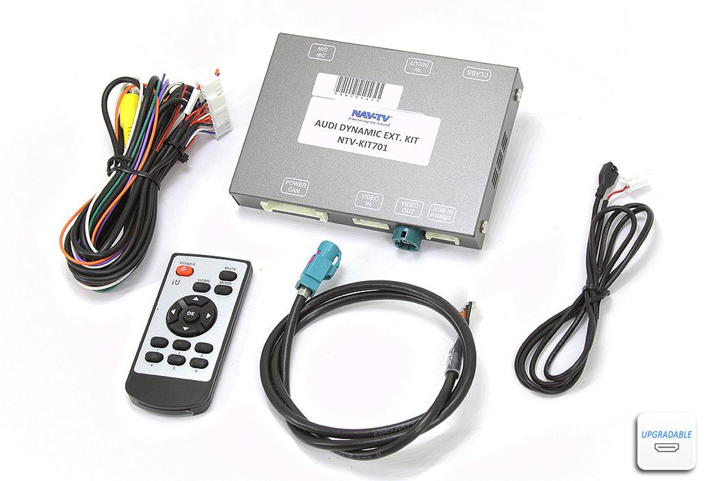 Back Up Camera Interface Audi Dynamic Ext Nav Tv