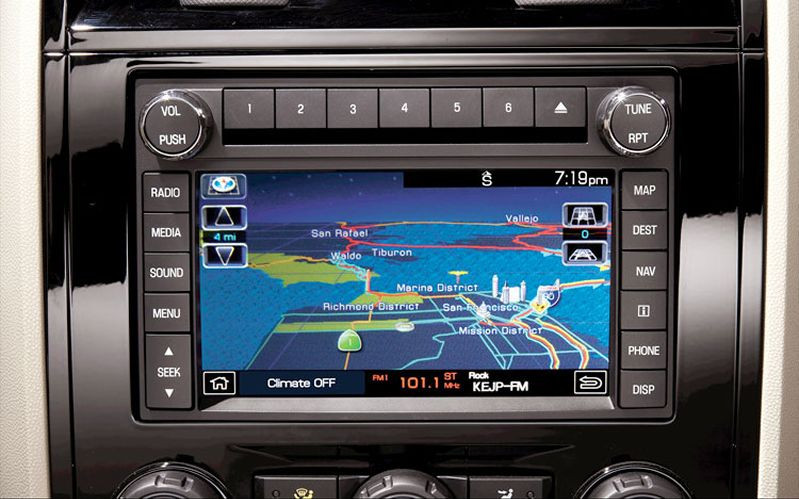 Audio And Video Interface Allsync Xg W Rse Nav Tv