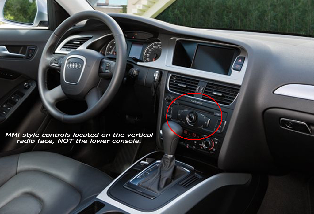 Video Interface Audi 09 Int Mmi Nav Tv