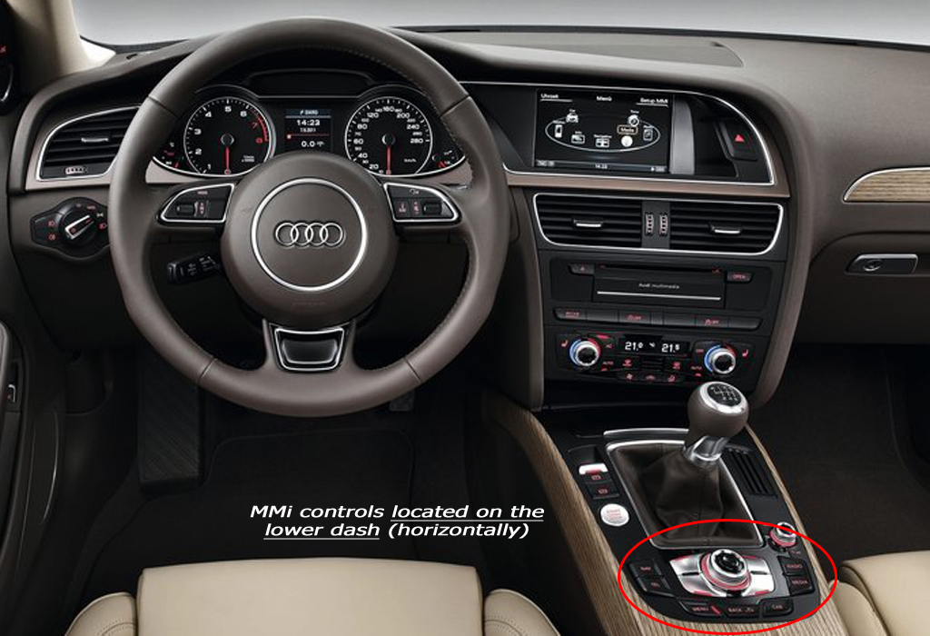Cameras: Factory Fit - AUDI Handle-CAM - NAV-TV