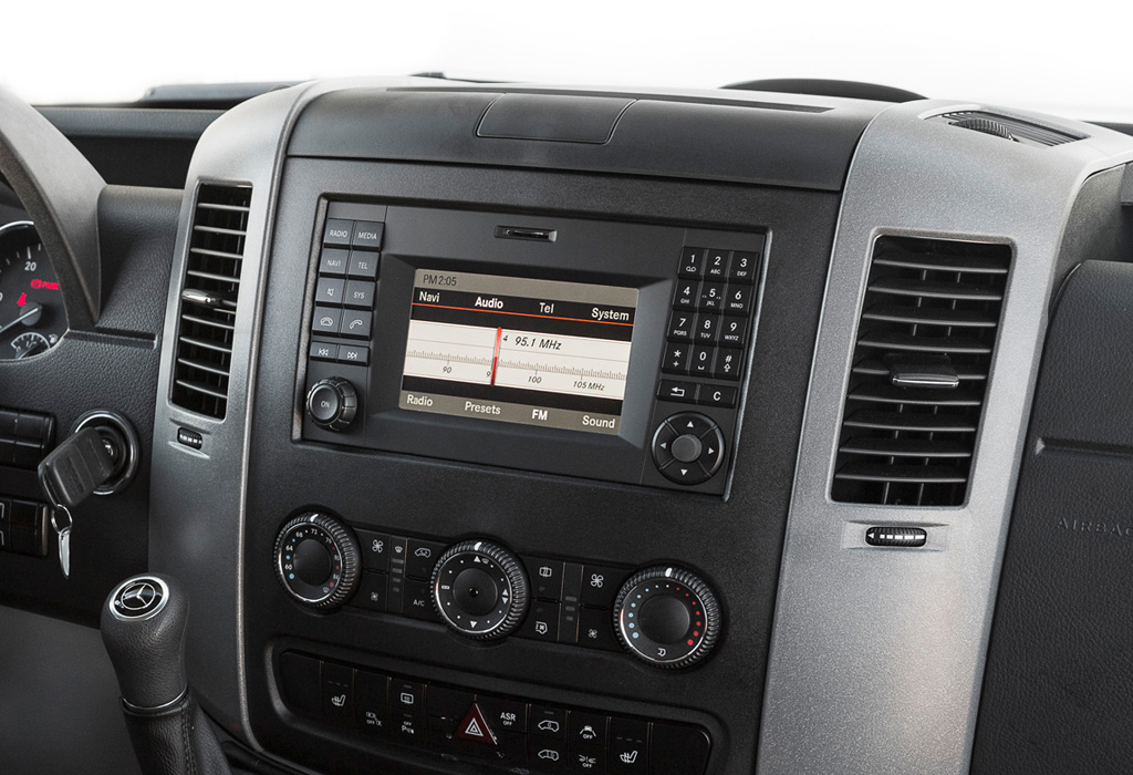 mercedes sprinter radio installation free download  u2022 oasis