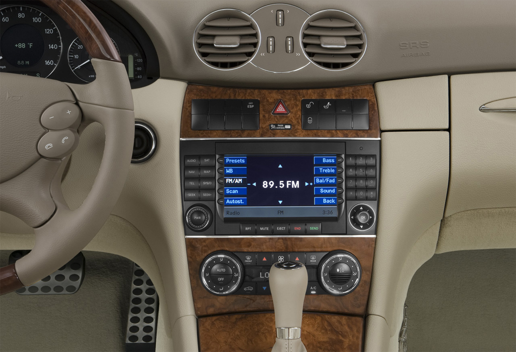 Specialty Products Dash Kit For Mercedes S Class Nav Tv