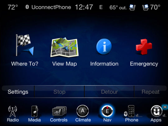Back Up Camera Interface Uct Prg 8 4 Quot Or 5 Quot Screen