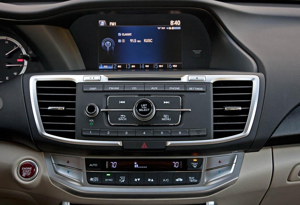 Navigation Interface Nng Honda 3 Accord Navigation
