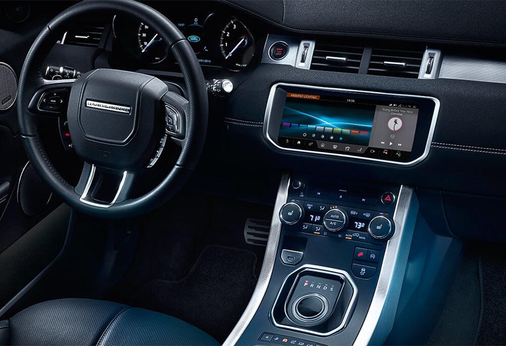2017 Land Rover Range Rover Evoque Configurations >> Video In Motion - VTC-RR17 - NAV-TV
