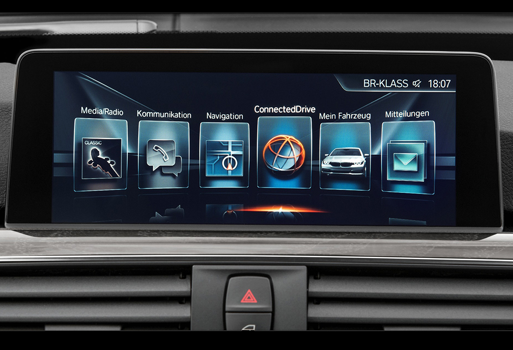 Video Interface - BMW-EVO TOUCH - NAV-TV