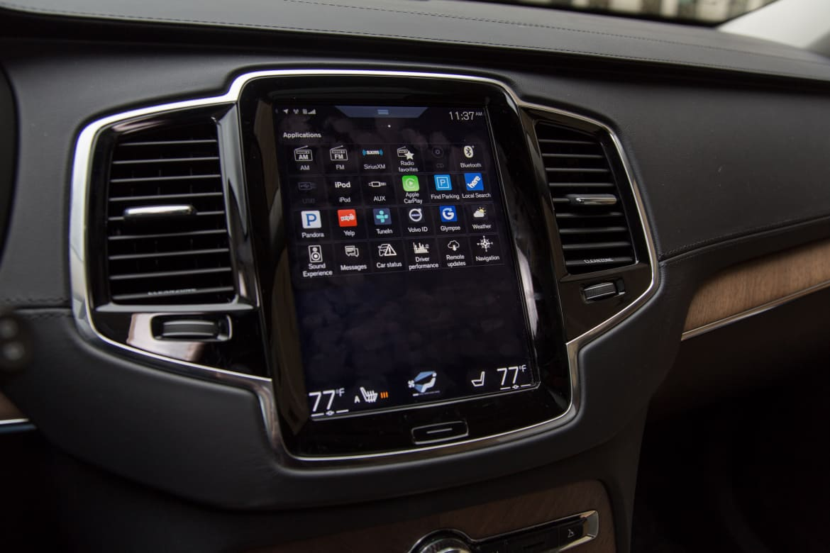 Volvo Xc90 Commercial >> Video Interface - VOLVO-CAM17 - NAV-TV